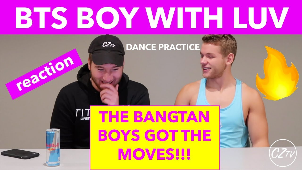 BTS 'BOY WITH LUV' DANCE PRACTICE | REACTION