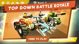 Battle Royale in Early Access