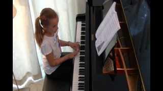 Ma Toute Petite de Piano: d