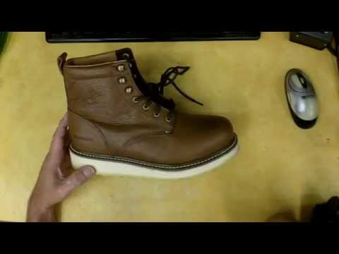 Diehard 6quot Soft Toe Work Boots Review Model 84984 Youtube