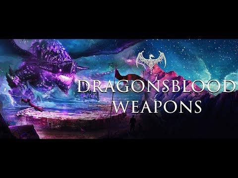 Guild Wars 2    Dragonsblood Weapons Showcase thumbnail