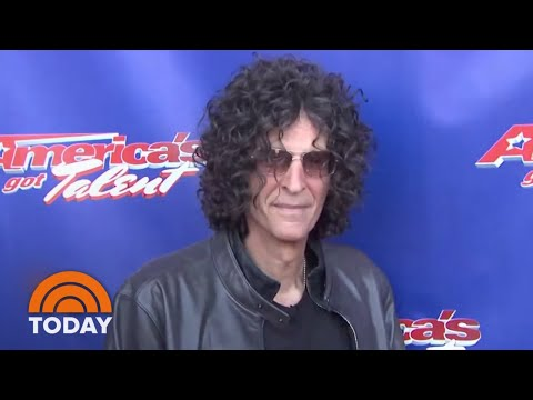 Howard Stern Talks About His Health Scare And Career In New Interview | TODAY