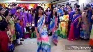 Bangladeshi holud dance 2017