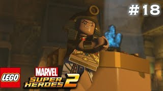 Video LEGO MARVEL SUPER HEROES 2 - O EGITO ANTIGO E A MÚMIA VIVA! [DUBLADO] - #18 download MP3, 3GP, MP4, WEBM, AVI, FLV Juli 2018