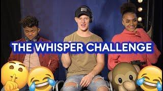 Whisper Challenge med Ki Soe, Sebastian Walldén och Kadiatou Holm Keita - Idol Sverige (TV4)