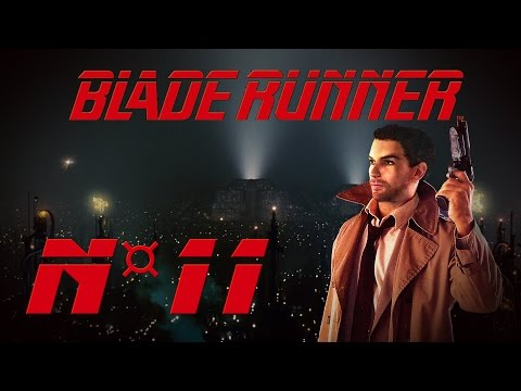 Let's play Blade Runner #11 - Reality