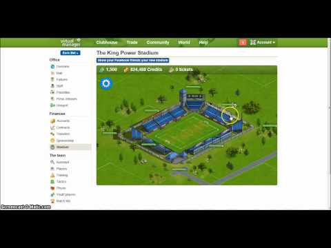 Virtual Manager Road To Glory