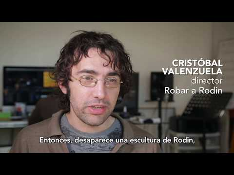 Director de Robar a Rodin:
