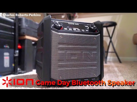 ION Audio Game Day - Unboxing, Review and Sound Test!