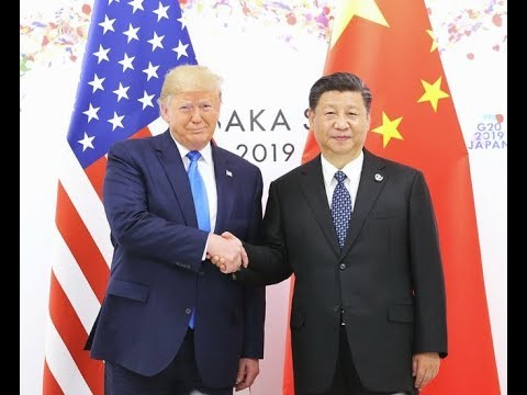 Xi Jinping, Donald Trump meet on sidelines of G20 summit in Japan