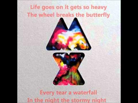 Coldplay-Paradise (Lyrics Video) HD
