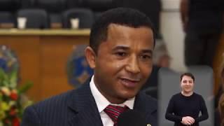 Jornal Acontece - Sessão Solene Pastor João Francisco Santos Cruz