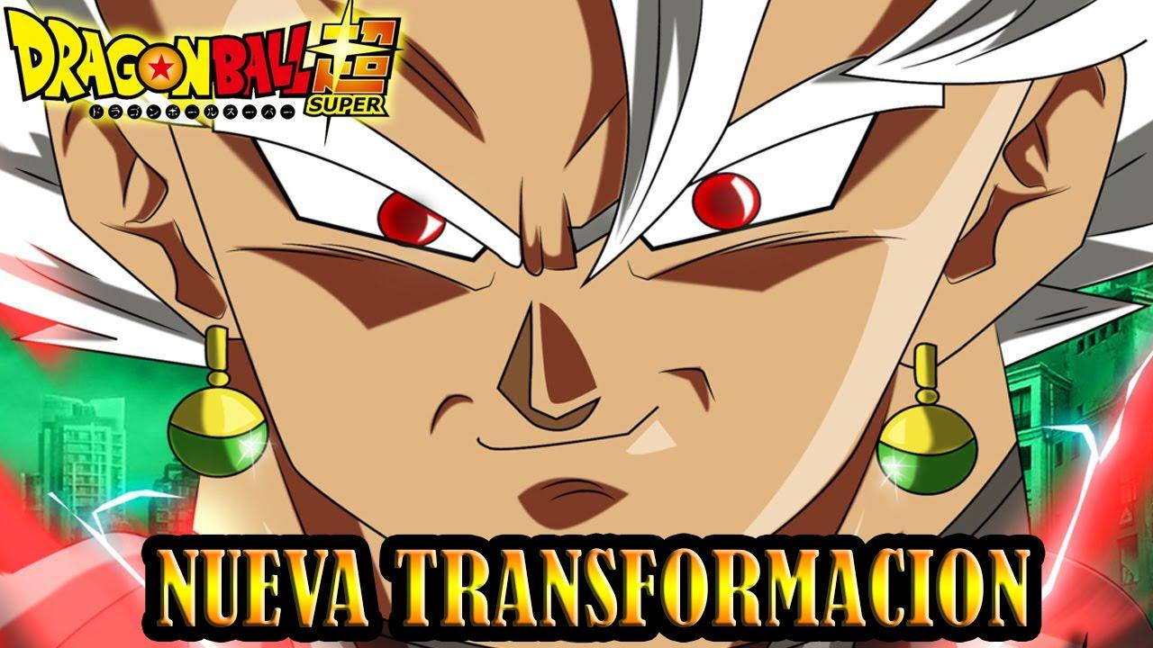 La Transformacion Mas Fuerte De Todo El Universo Black Goku Y Su Nueva Transformacions Youtube