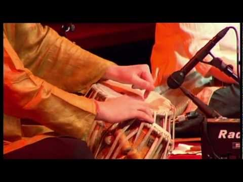 MERU Concert live - Heiko Dijker - Tabla solo
