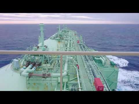 LNG Carrier - Take me home