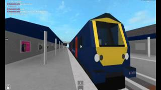 Trains on ROBLOX [HD] 2
