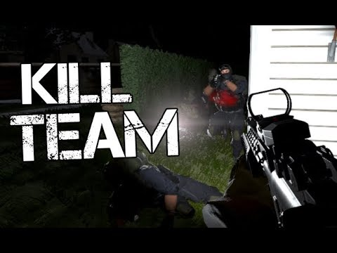 Onward Virtual Reality - Special Forces Kill Team