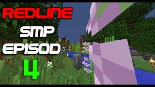 Minecraft - RedLine SMP! S2 - Visar allt som har byggts! - Ep 4
