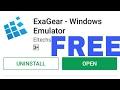 ExaGear Windows Emulator for FREE