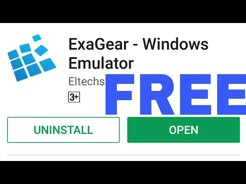 ExaGear Windows Emulator for FREE