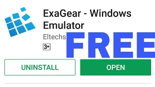 exagear windows emulator cracked apk