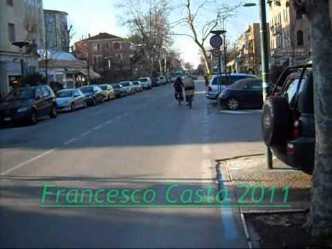 Chioggia, la piccola Venezia, video 13 (al lido di Venezia)