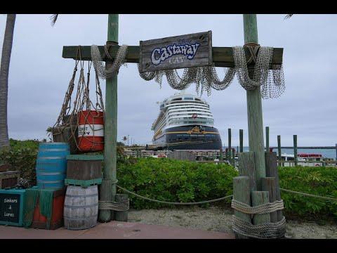 Castaway Cay , Disney Fantasy Cruise, January 2019, 4K