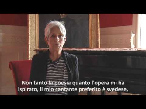 Lunaria 2016 - Intervista a Joan Baez