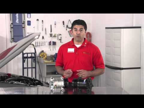 Replacing The AC Compressor In Your Car: New Or Remanufactured? - AutoZone