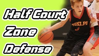 Half Court Basketball Zone Defense Strategies