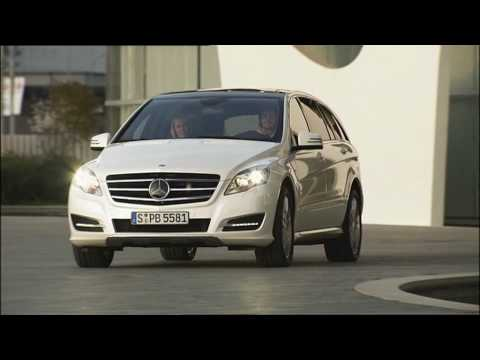 Mercedes-Benz R350 BlueTEC 4 MATIC The new generation of R-Class
