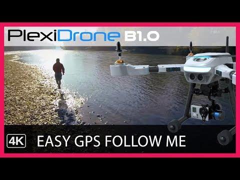 PLEXIDRONE | Original Indiegogo Plexi Drone Campaign Review (feat. Plexidrone B1.0)