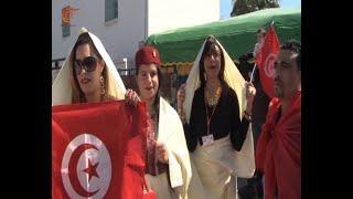 السفساري.. لباس تقليدي للمرأة التونسية
