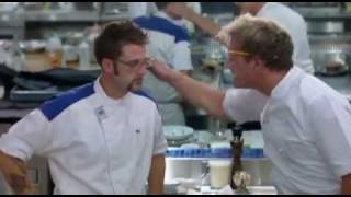 Hell s Kitchen S04E07 Ben Gets A Roasting