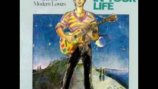 Jonathan Richman The Modern Lovers Affection