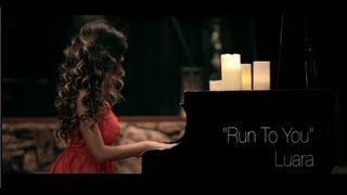 "Whitney Houston - ""Run To You"" (Cover by Luara)"
