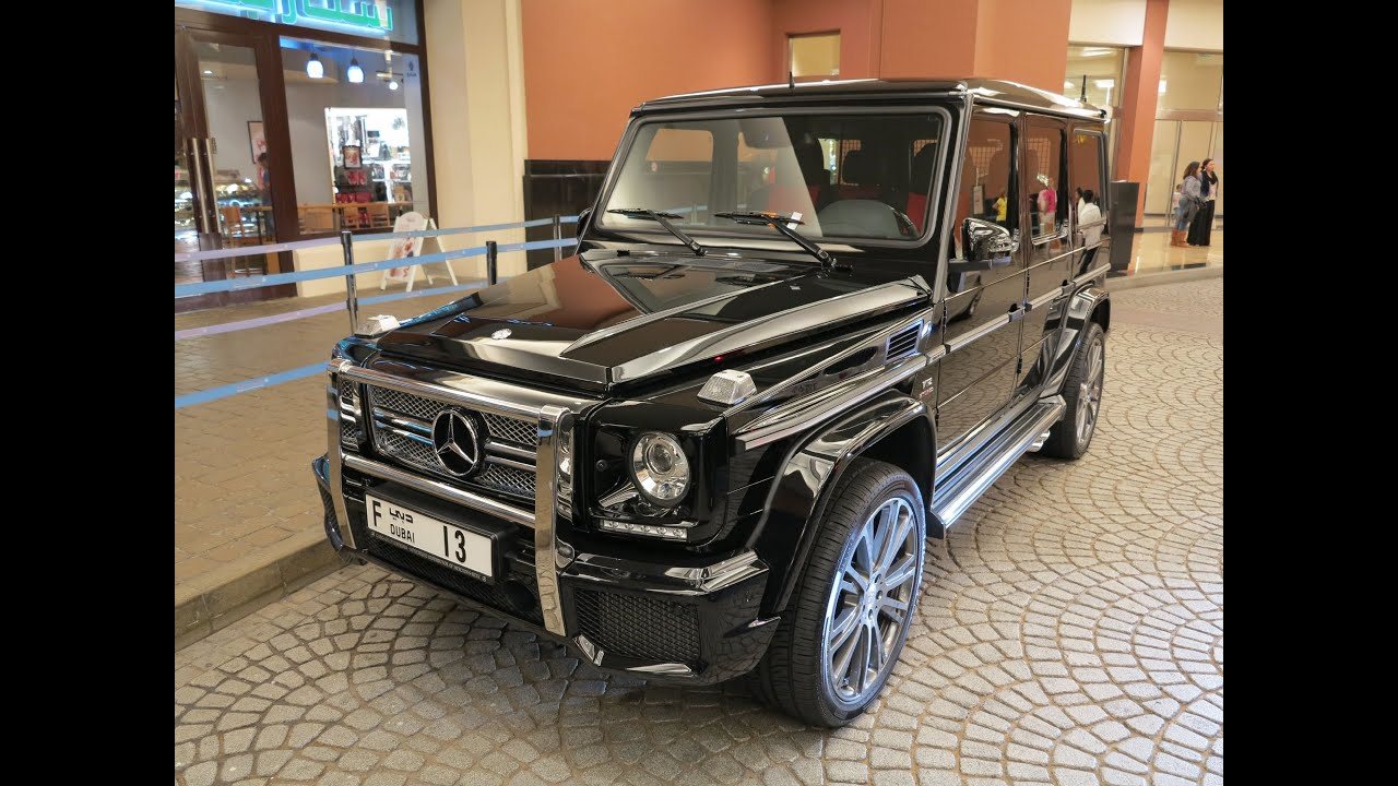 G65 Amg V12 Biturbo Mercedes Benz On Brabus Rims F 13