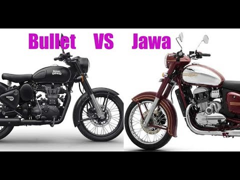 2019 Jawa Vs Bullet Whitch Is Best In Price Features