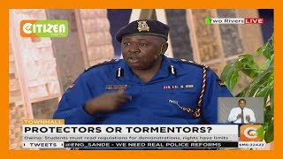 | TOWNHALL | Police, The Protector or Tormentor of Kenyans? [Part 1]