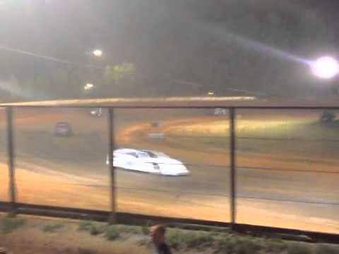Sabine Motor Speedway Modified Feature July 5, 2014 - Josh Mitchell