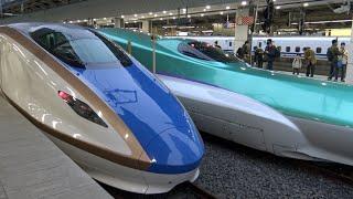 JR東日本 新幹線東京駅 2016.4 JR East Shinkansen Tokyo Station