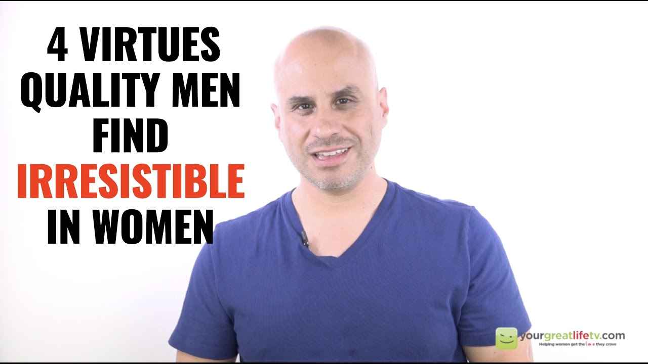 Irresistible In Men Find Women What