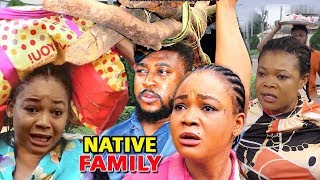 Native Family Season 12 - Recheal Okonkwo  Nosa Rex 2019 Latest Nigerian Movie