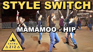[KPOP IN PUBLIC STYLE SWITCH CHALLENGE LONDON] MAMAMOO (마마무)…