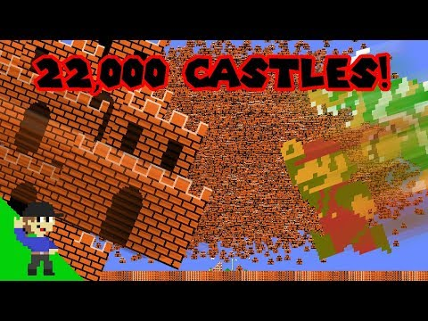 Super Random Bros. 2 - 22,000 CASTLE ATTACK!