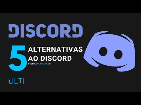 5 Alternativas ao Discord