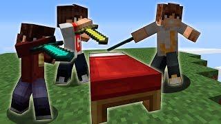 УПАЛ В САМЫЙ ОТВЕТСТВЕННЫЙ МОМЕНТ В БЕД ВАРС МАЙНКРАФТ  Bed Wars Minecraft