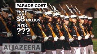 🇺🇸 Trump\'s military parade idea \'fantastic waste of money\'