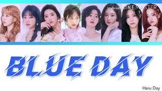 DIA (다이아) - Blue Day (Color Coded HAN/ROM/ENG/가사) Lyrics Vid…