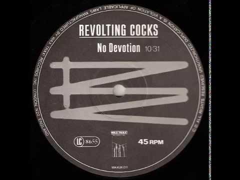 REVOLTING COCKS - No Devotion  (12